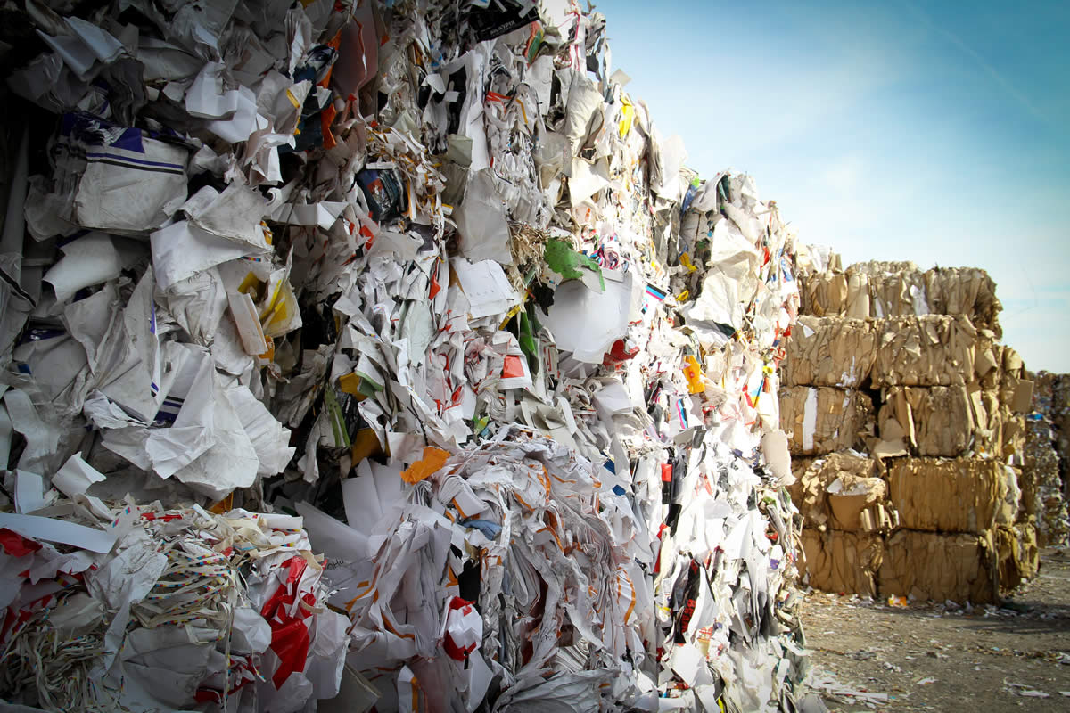 Paper Recycling- Myths and Legends
