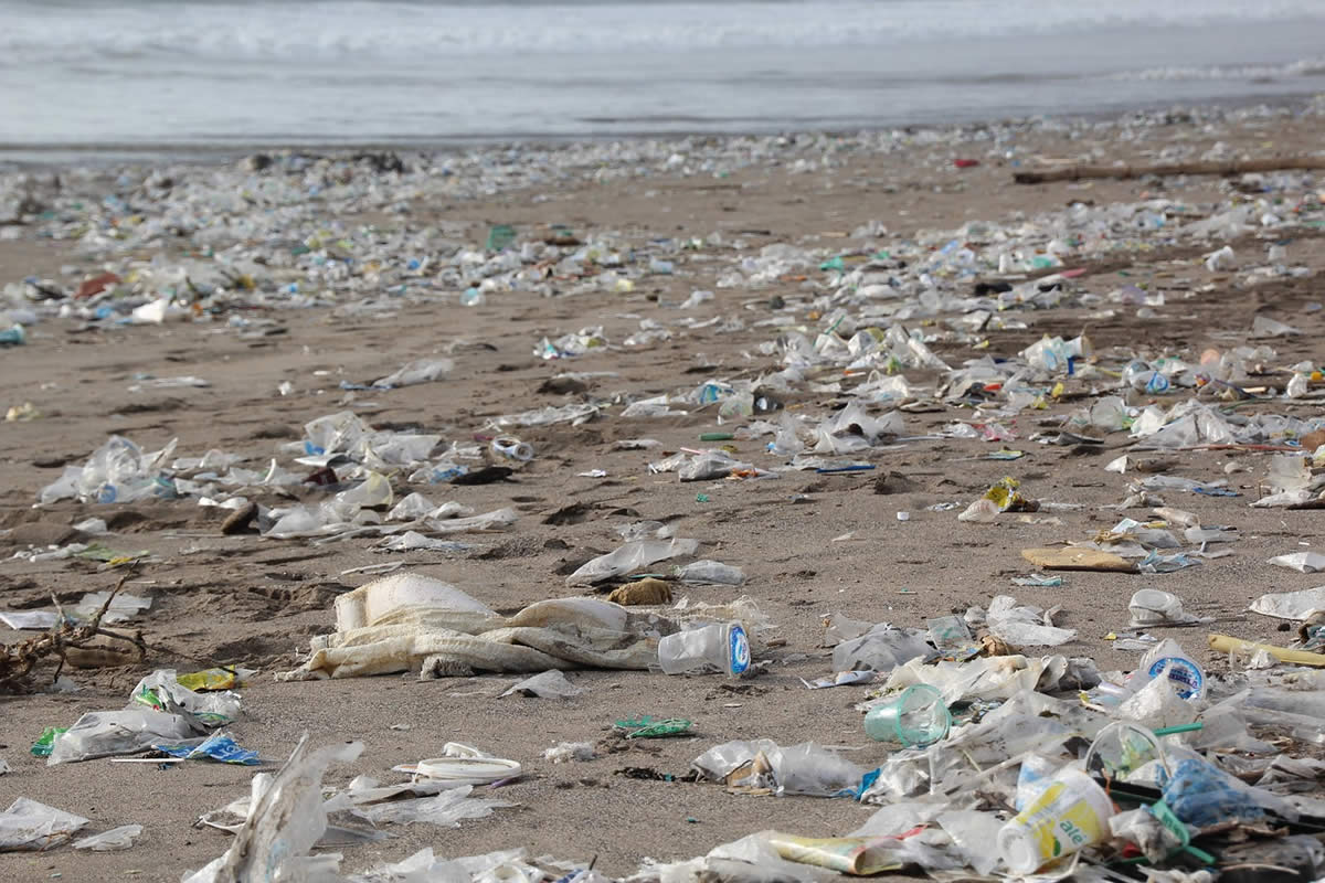 Efforts Underway to Stop Plastic Islands from Growing Bigger