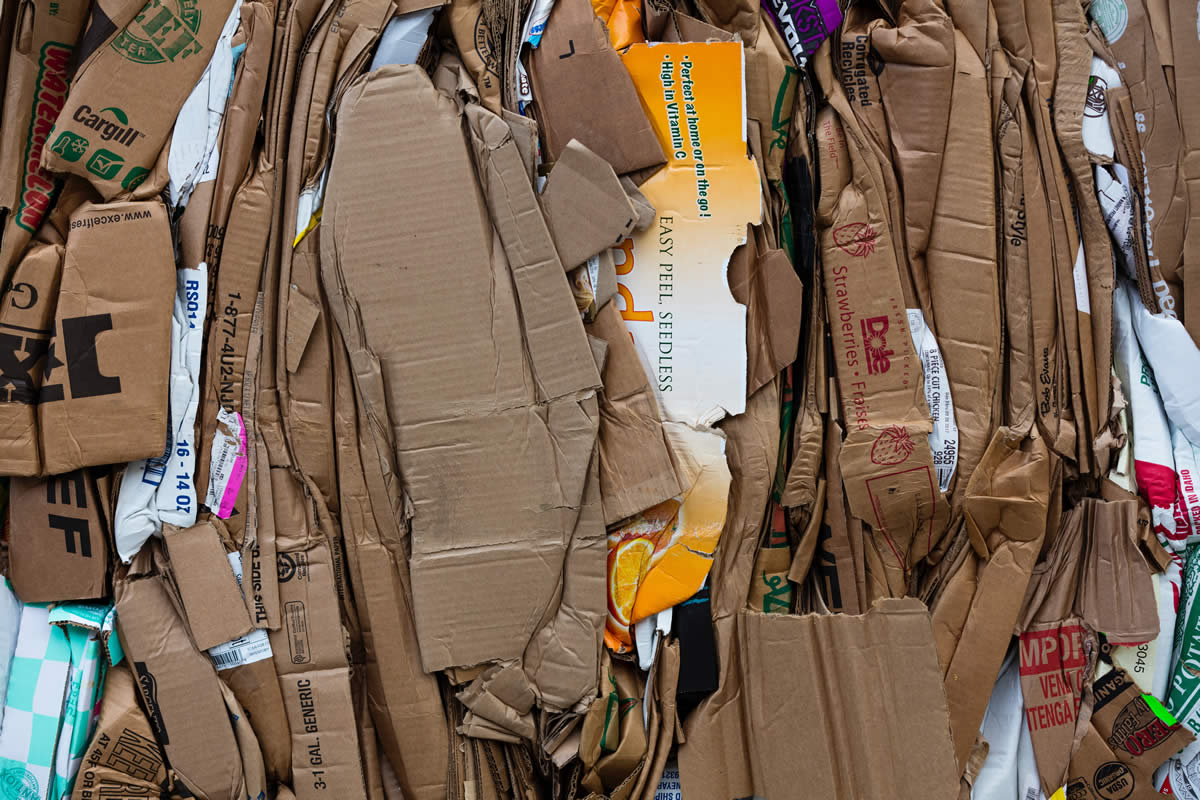 Are You Aware Of Cardboard Recycling?
