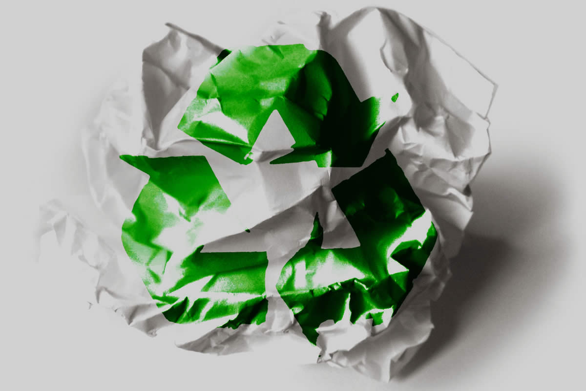 Five Advantages of Paper Recycling