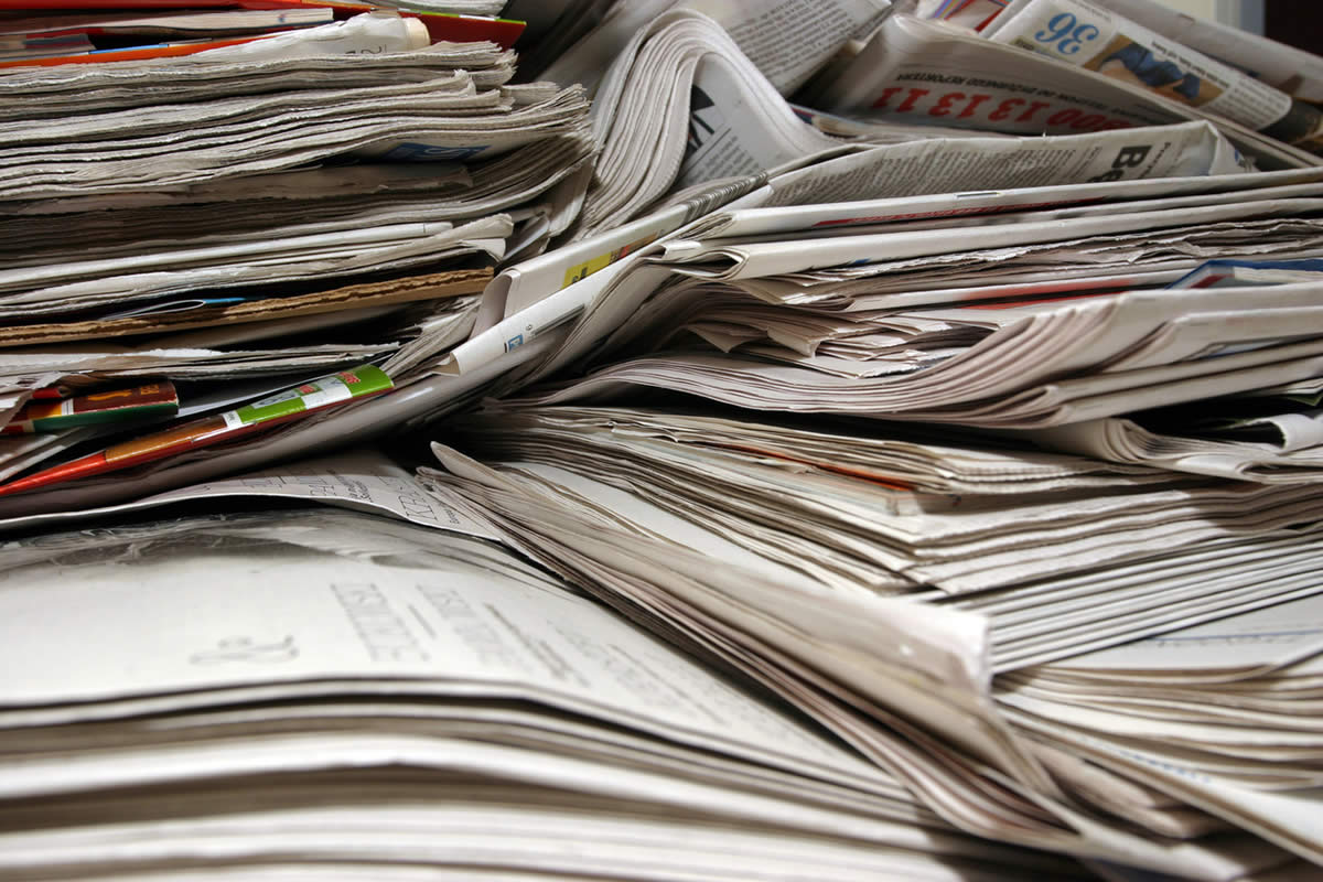 Paper Recycling in New Jersey