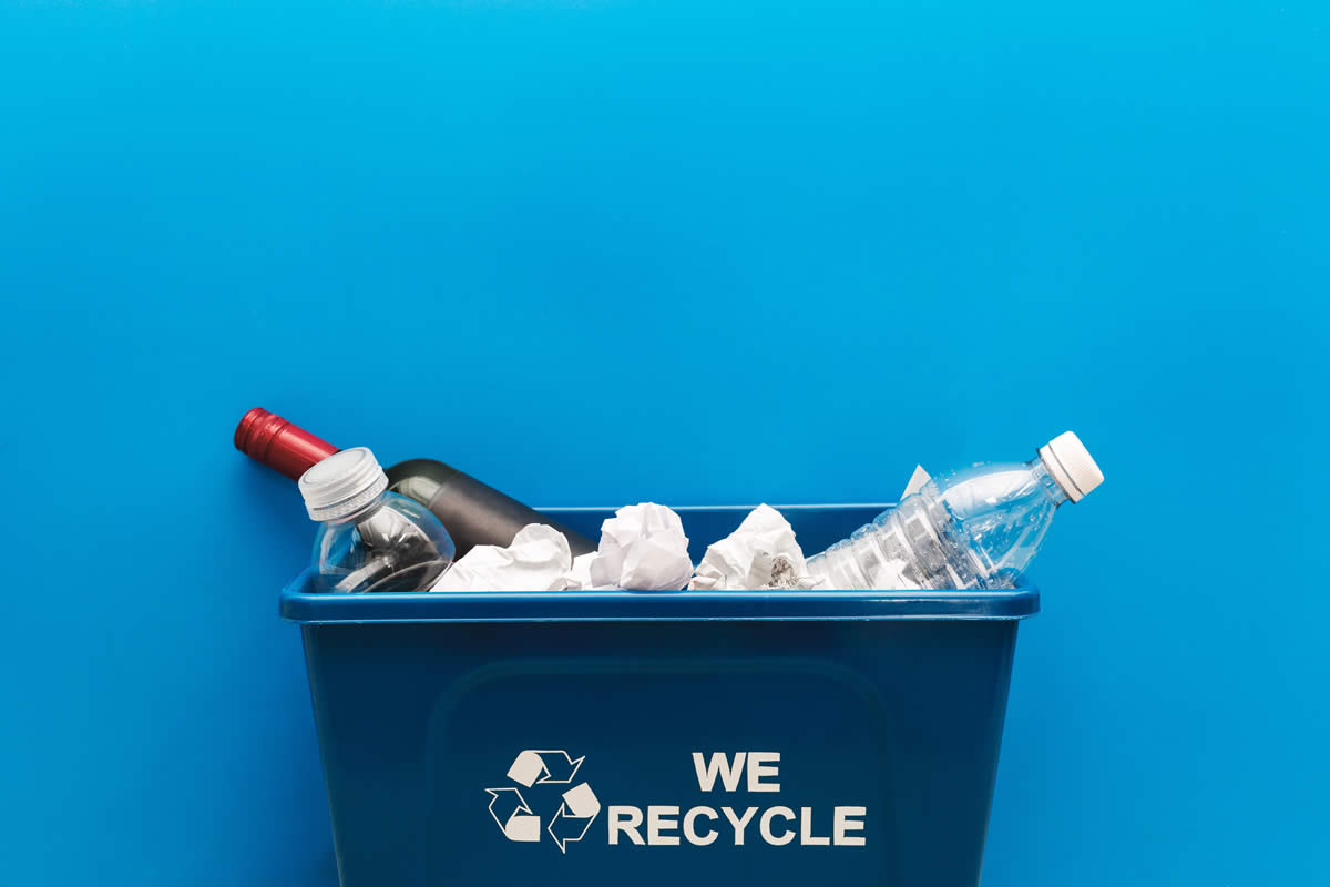 Recycling Goals To Implement To Your Office