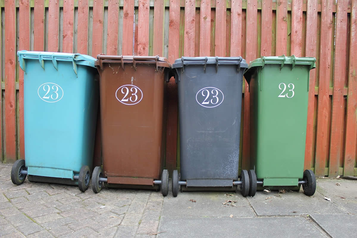 The Problem of Recycling Contamination