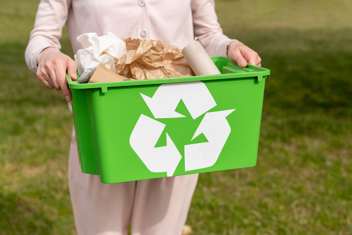 How to Simplify Your Recycling Efforts