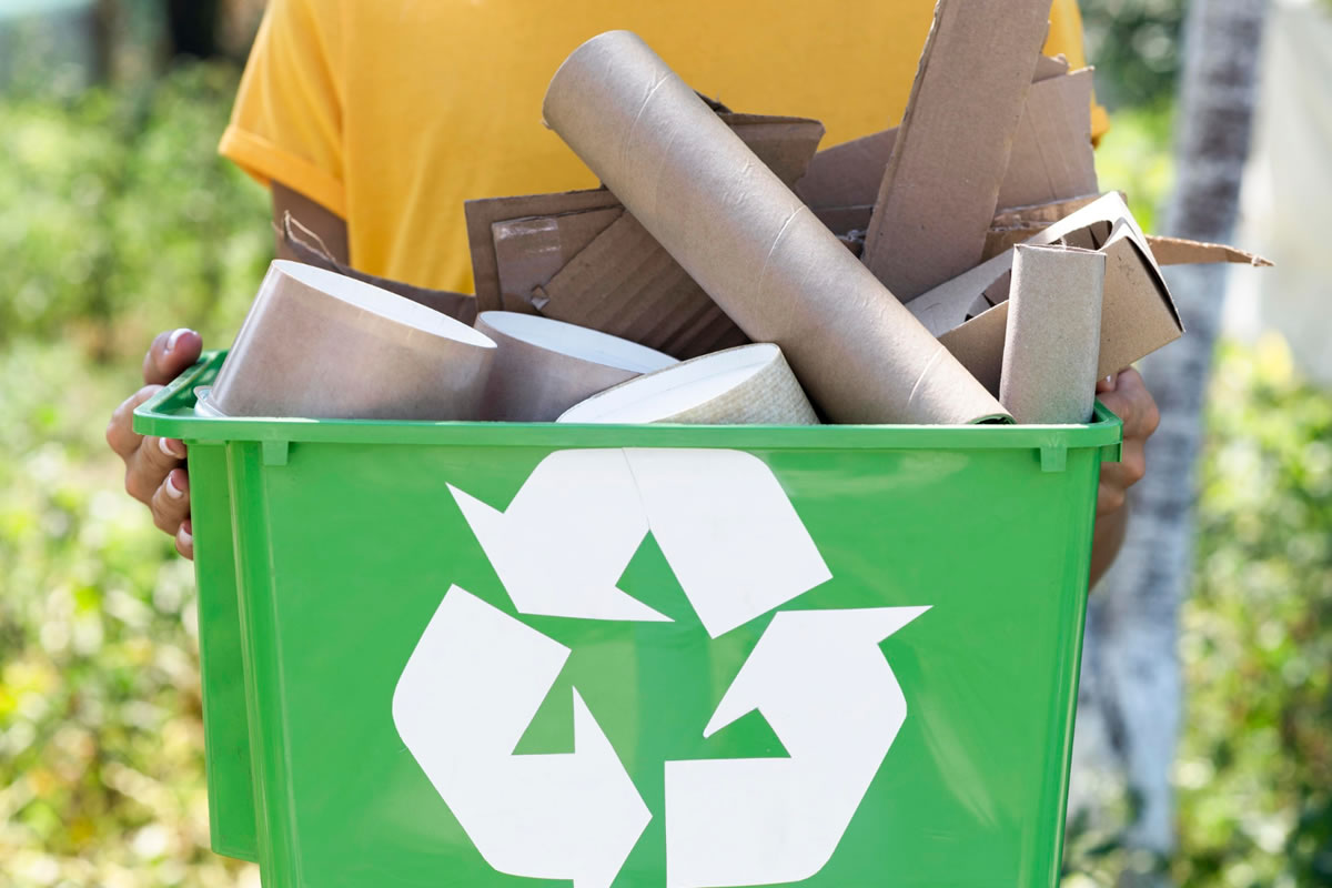 Five Tips for Improving Recycling Efforts at Home
